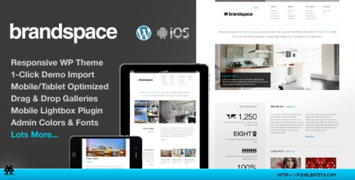Brandspace Portfolio & Business Theme
