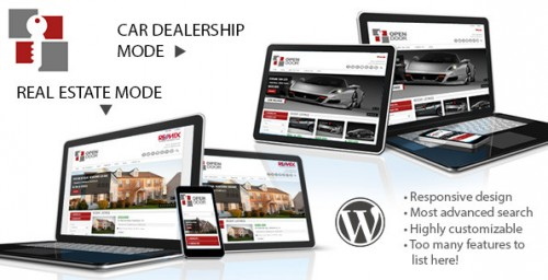 OpenDoor Real Estate and Car Dealership