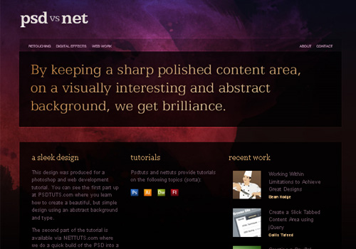Build a Sleek Portfolio Site From Scratch