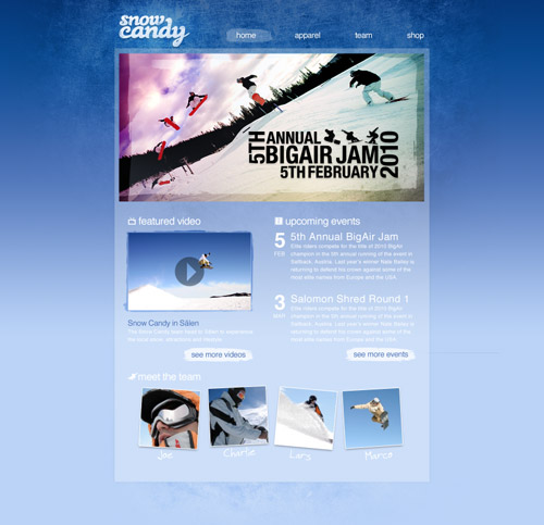 Code up a Web Design from PSD to HTML