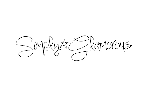 Simply Glamorous Font
