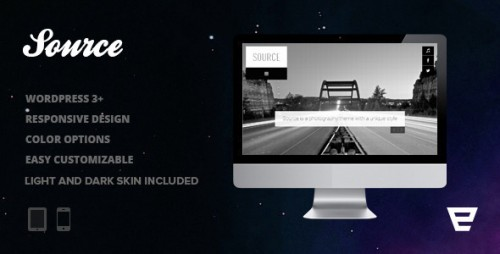 Source - Responsive Photography Theme