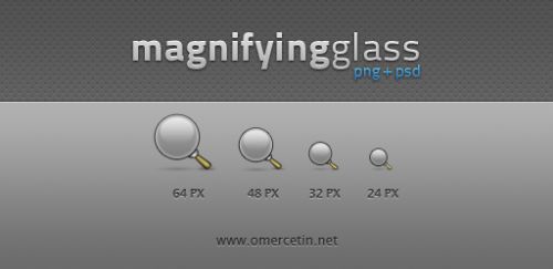 Magnifying Glass Free Icons