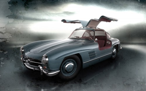 Making Of Mercedes-Benz 300SL