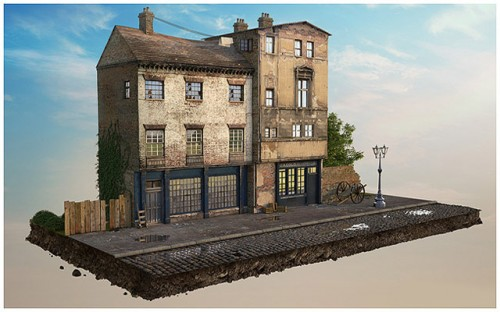 Making of a Victorian Building