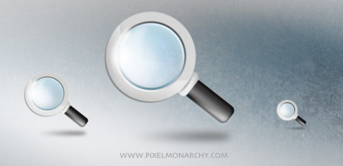 Search Icon – Magnifying Glass