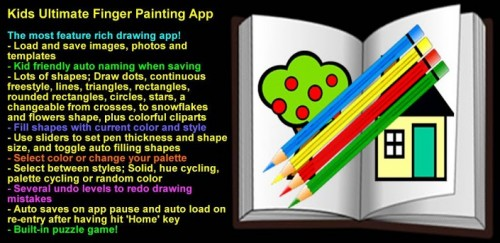 Ultimate Finger Painting