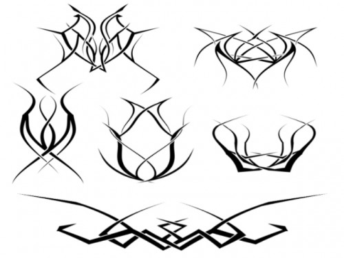 20 Tattoo Brushes for Download