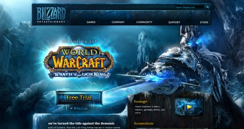 World of Warcraft Wrath