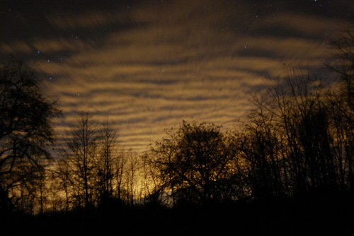 Night Sky in Middlefield