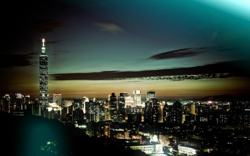 Taipei Sky Night Line