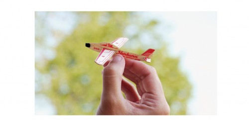 Business Card for Norburn Model Aircraft Supply