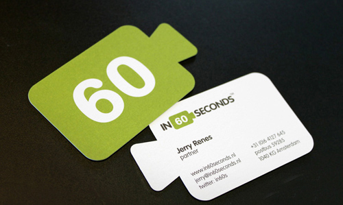 In60seconds Business Card