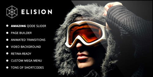 Elision - Retina Multi-Purpose WP Theme