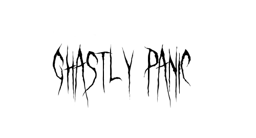 Ghastly Panic Font