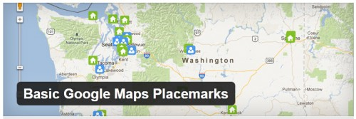 Basic Google Maps Placemarks