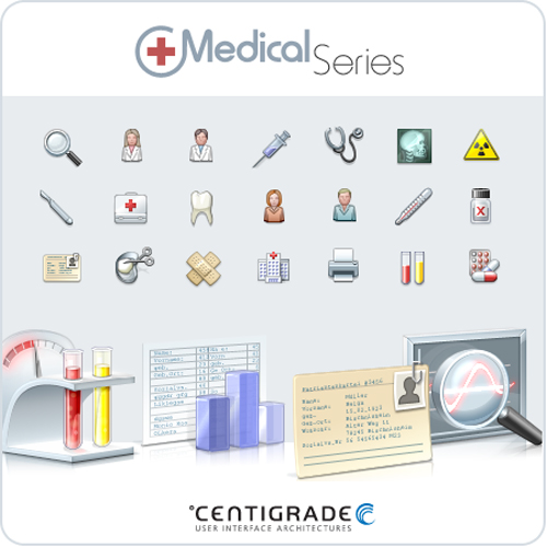 60 Free Medical Stock Icons
