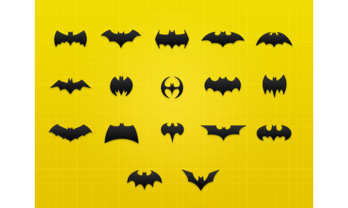 Batman Icon Collection - Freebies
