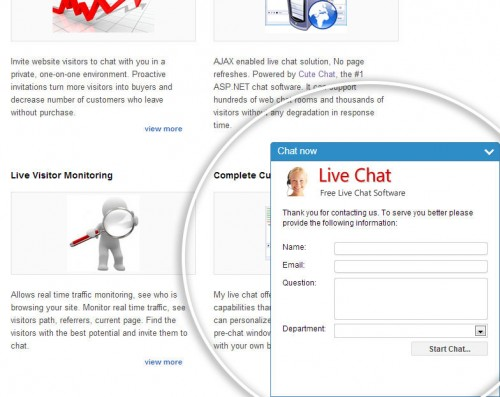 MyLiveChat