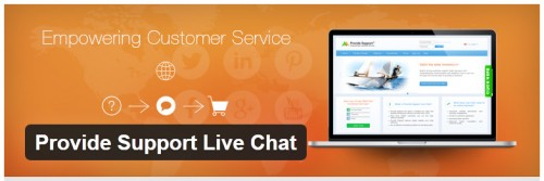 Provide Support Live Chat