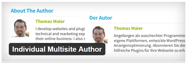 13 Free Download Author Bio WordPress Plugins