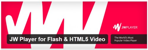 JW Player for Flash & HTML5 Video