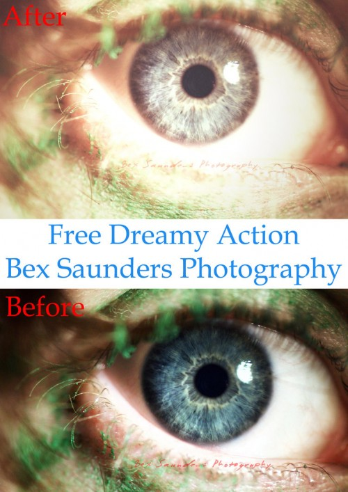 Free Dreamy Photoshop Action