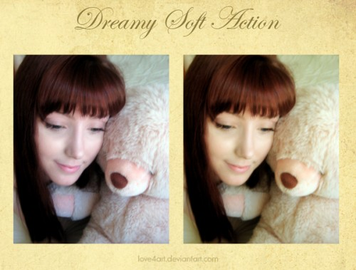 Free Dreamy Soft Action