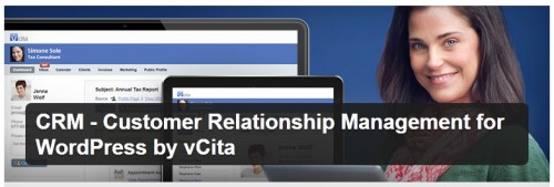 Customer Relationship Management for WordPress