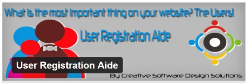User Registration Aide