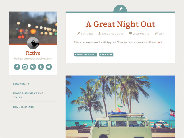 12 Useful Free Contemporary Themes for WordPress
