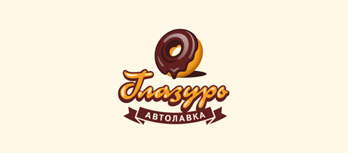 15 Creative Donut Logo Design Inspiration