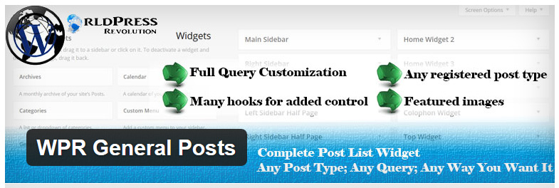 12 Highly Free Popular Posts Widgets for WordPress