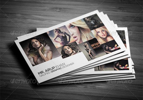 A list of exceptional photography business card templates creativevore amazing photography business card template wajeb Image collections