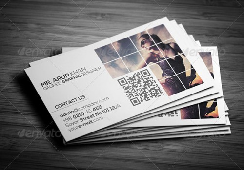 A list of exceptional photography business card templates creativevore modern photography business card template friedricerecipe Choice Image