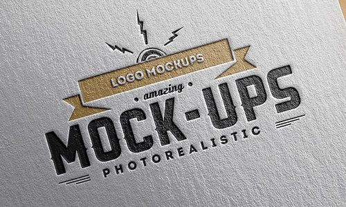 20 Remarkable Free Logo Mockups for Designers