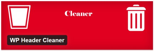 WP Header Cleaner
