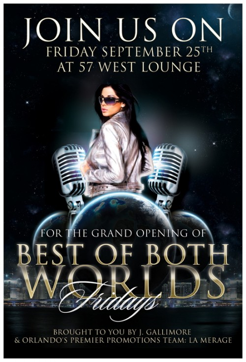 Flyer - Best Of Both Worlds