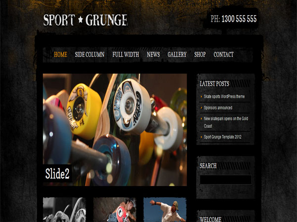 Sport and Grunge